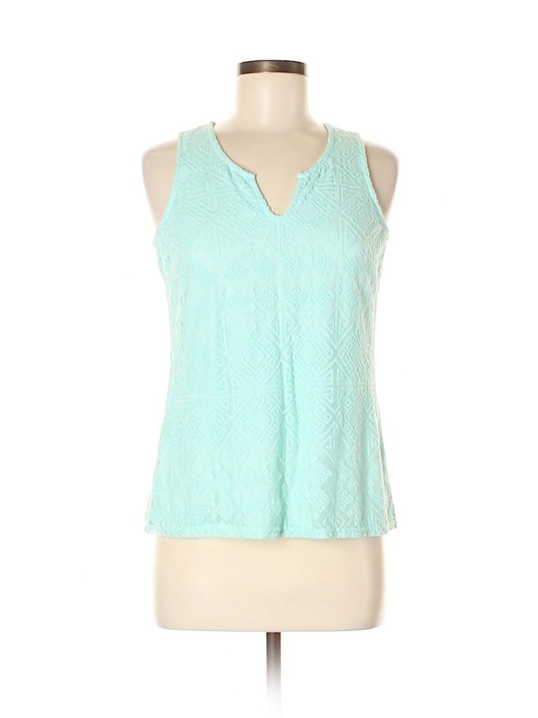 Alya Women Sleeveless Blouse Size M