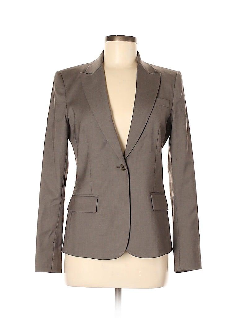 Theory Women Wool Blazer Size 8