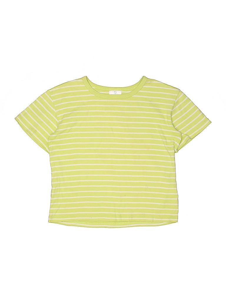 Hanna Andersson Girls Short Sleeve T-Shirt Size 130 (CM)