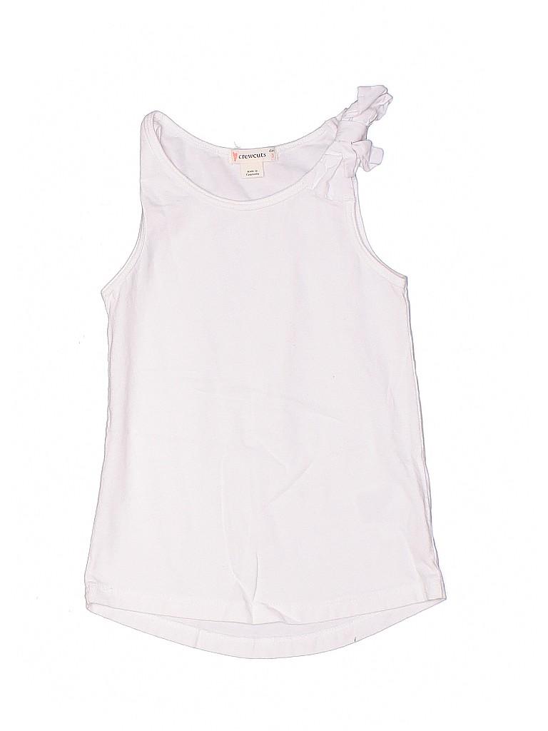 Crewcuts Girls Tank Top Size 3
