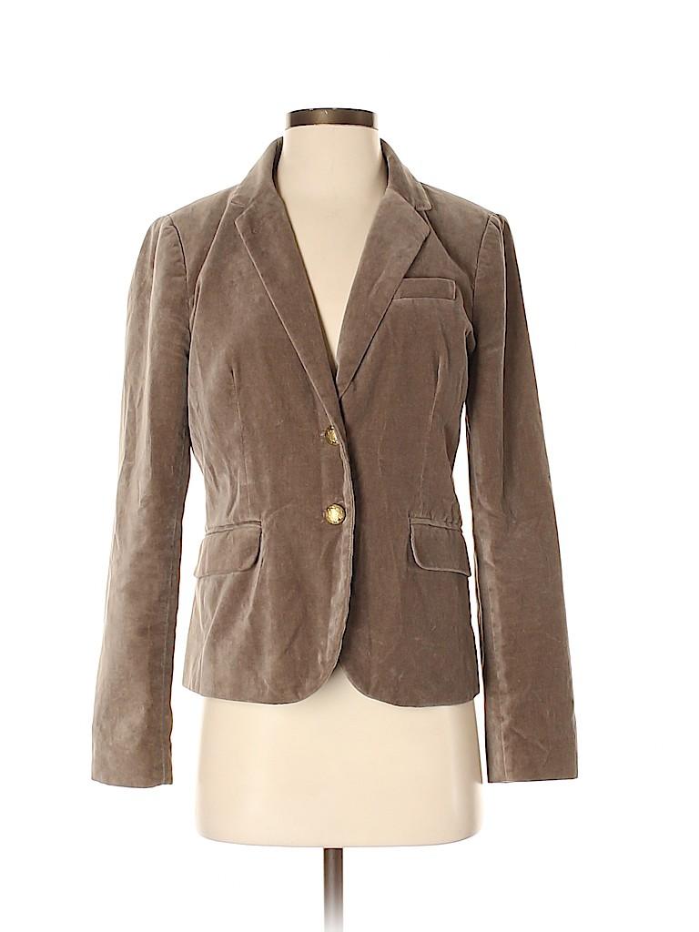 J. Crew Factory Store Women Blazer Size 4