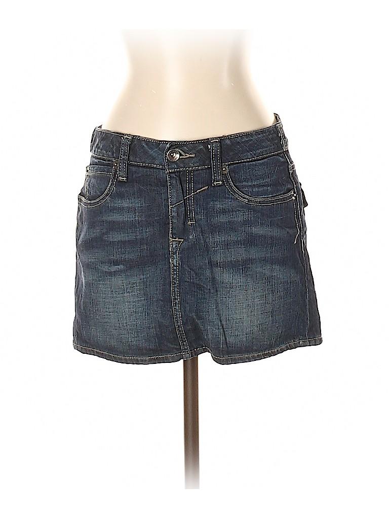 Arden B. Women Denim Skirt Size 2