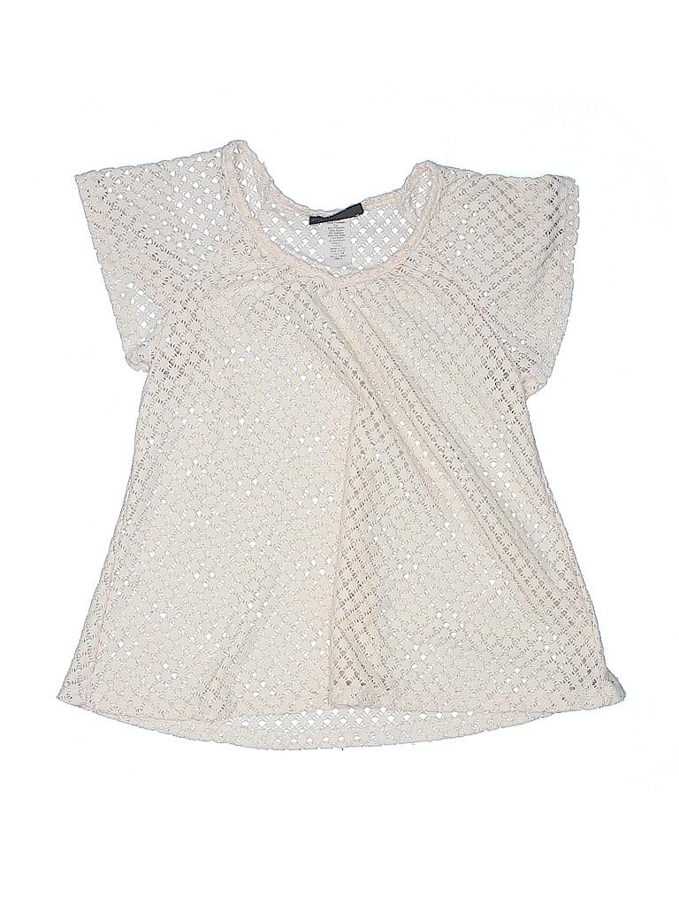 Btween Girls Short Sleeve Blouse Size 8