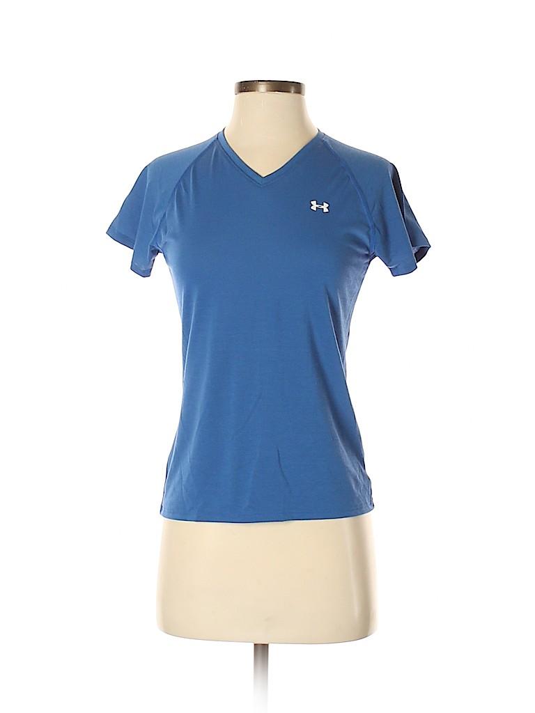 Under Armour Women Active T-Shirt Size XS