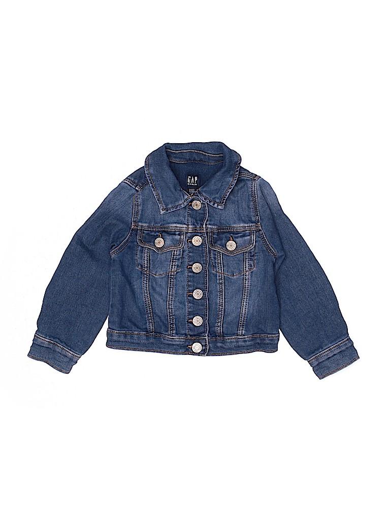 Gap Girls Denim Jacket Size 3