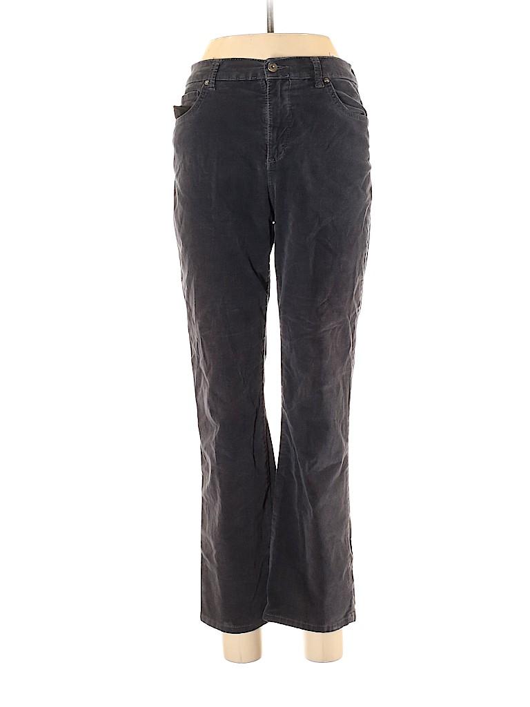 Gloria Vanderbilt Women Cords Size 10