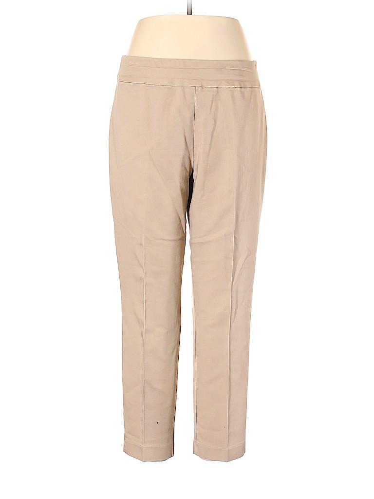 Croft & Barrow Women Dress Pants Size 16