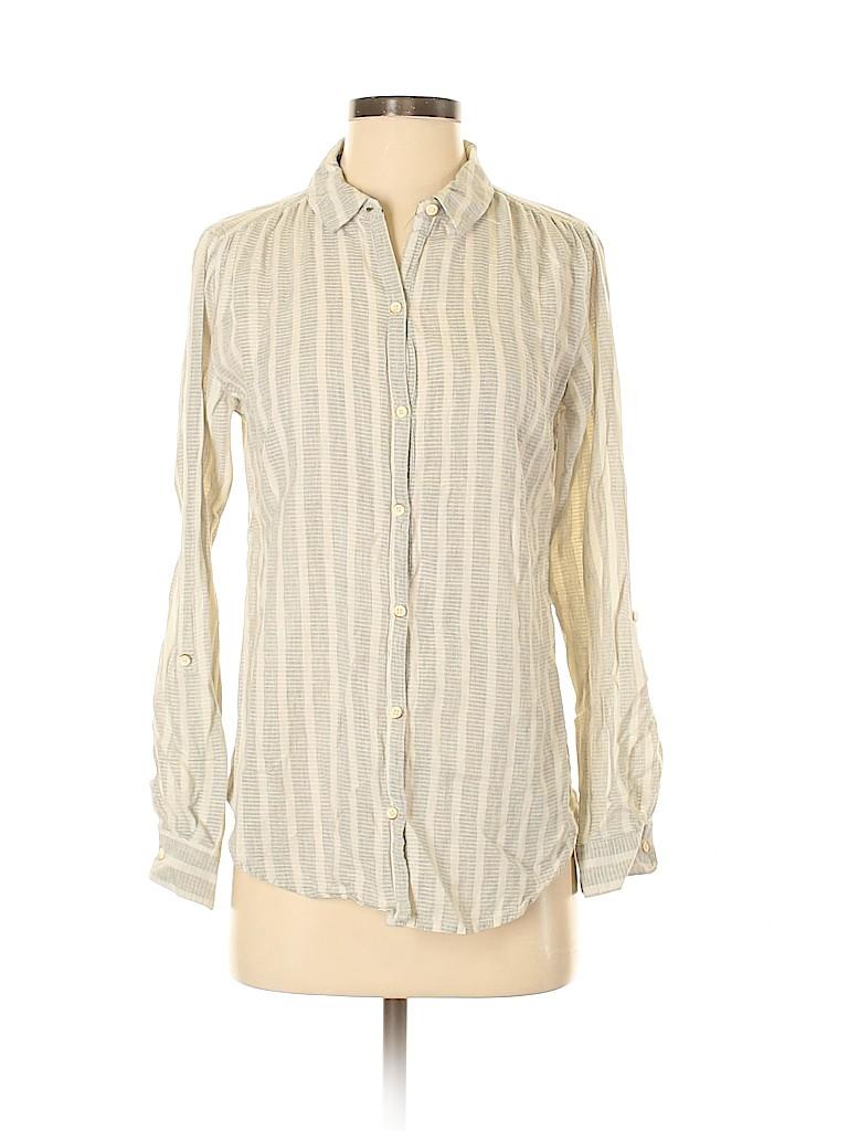 Isabella Sinclair Women Long Sleeve Blouse Size S