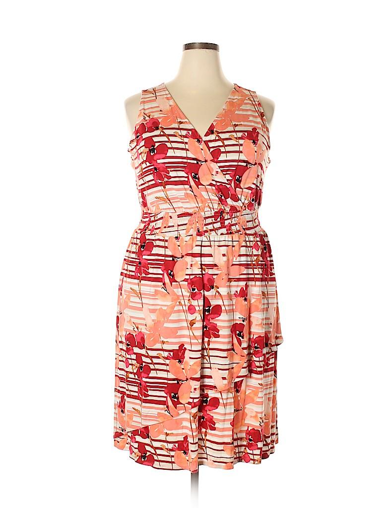Lane Bryant Women Casual Dress Size 18 - 20 Plus (Plus)
