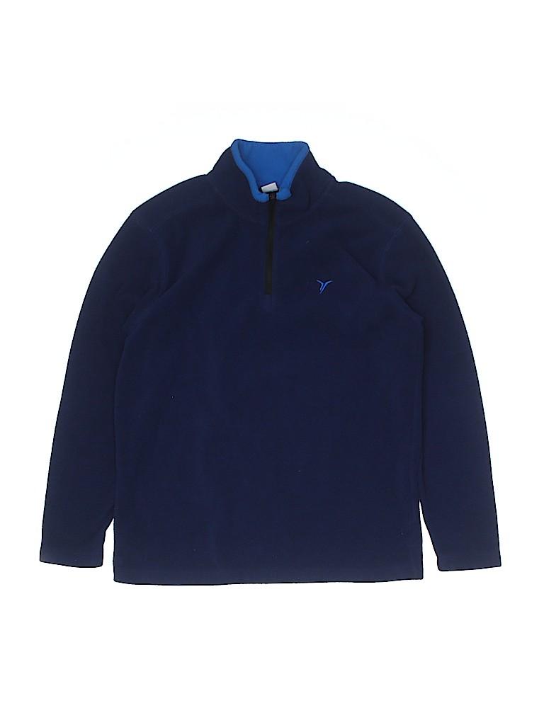 Active by Old Navy Boys Fleece Jacket Size 10 - 12