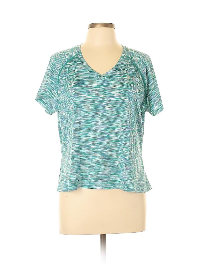 Under Armour Women Active T-Shirt Size XL