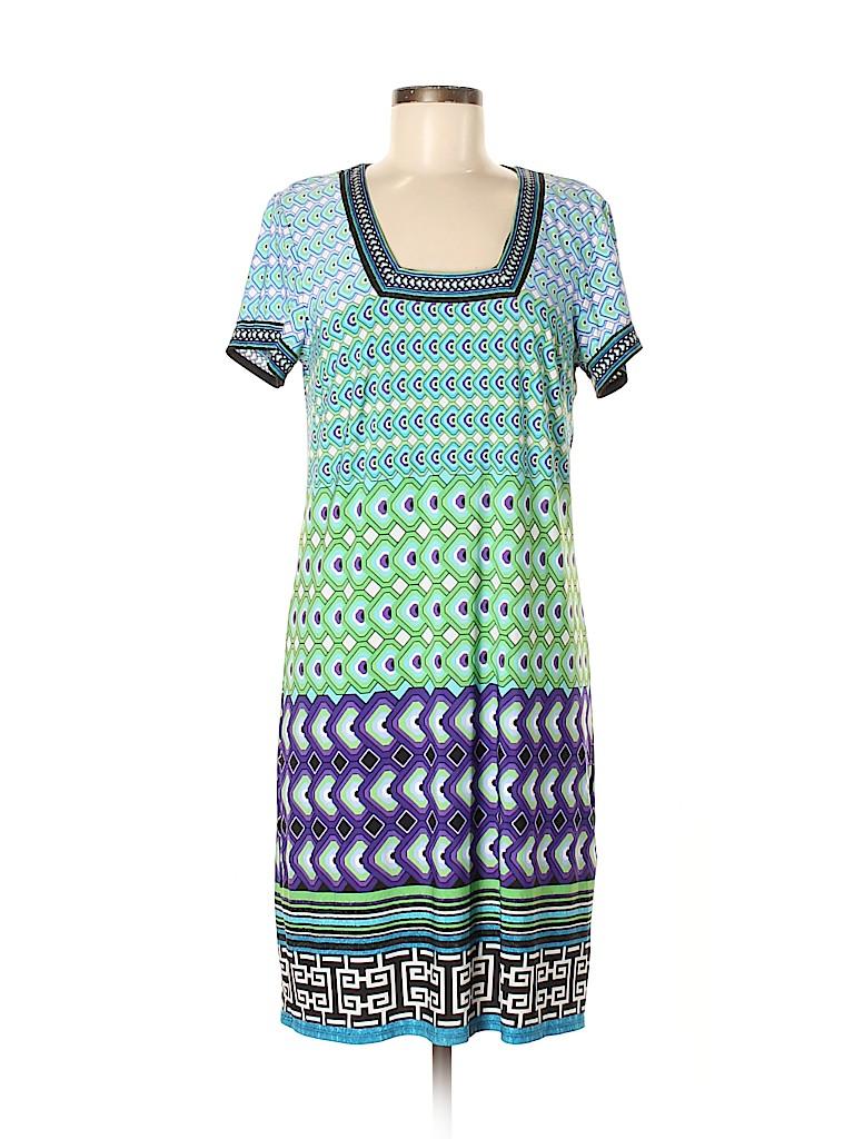 Laundry by Shelli Segal Women Casual Dress Size M