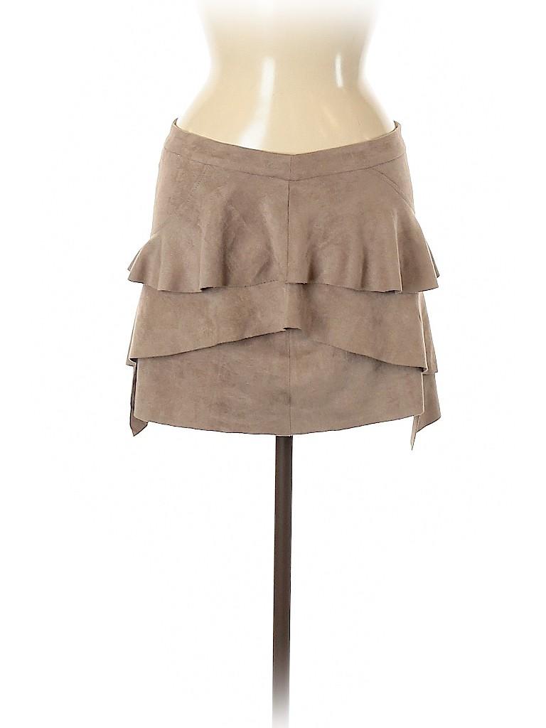 Akaiv Women Casual Skirt Size M
