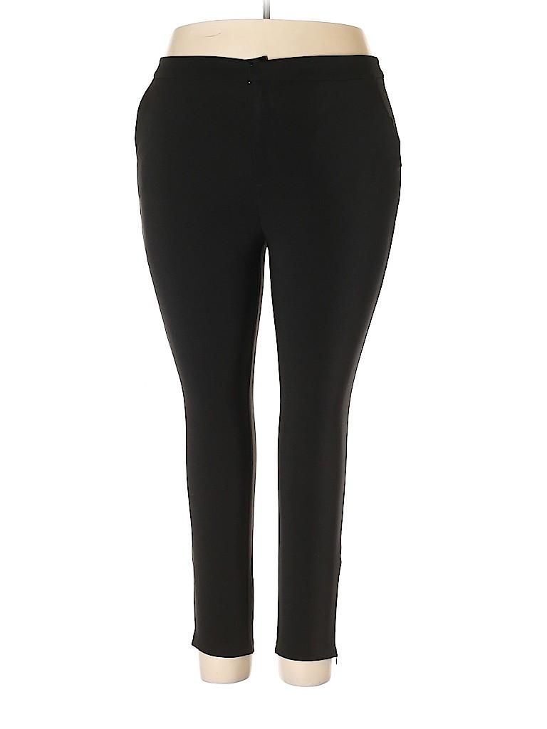 Just Fab Women Dress Pants Size XXL