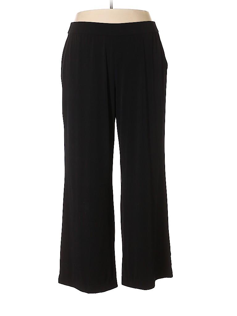 Lane Bryant Women Casual Pants Size 24 Plus (6) (Plus)