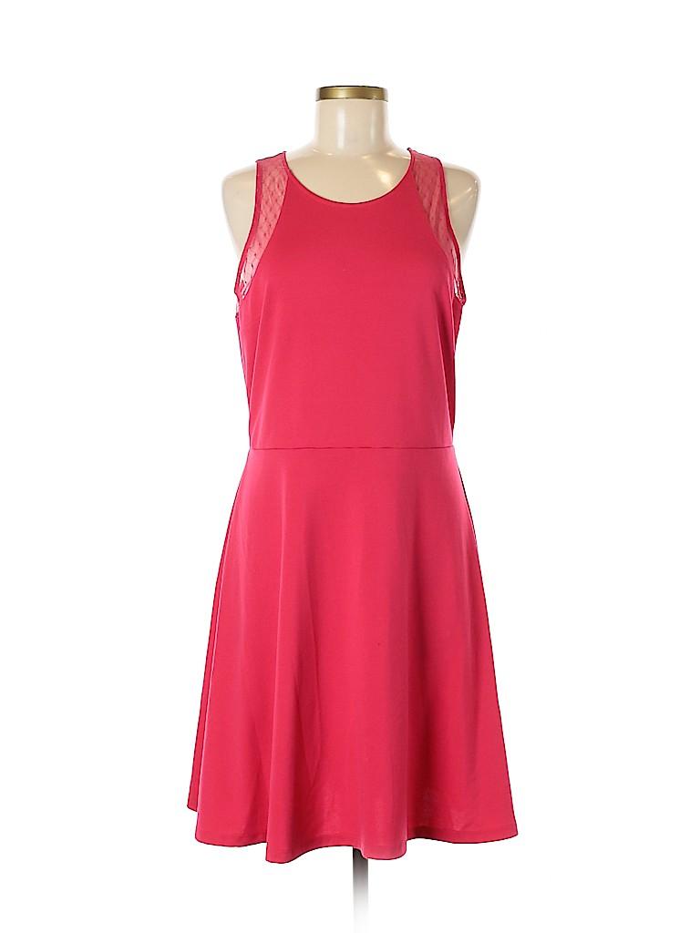 H&M Women Casual Dress Size L