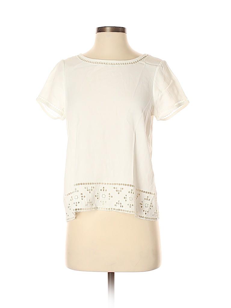 Joie Women Short Sleeve Blouse Size XS