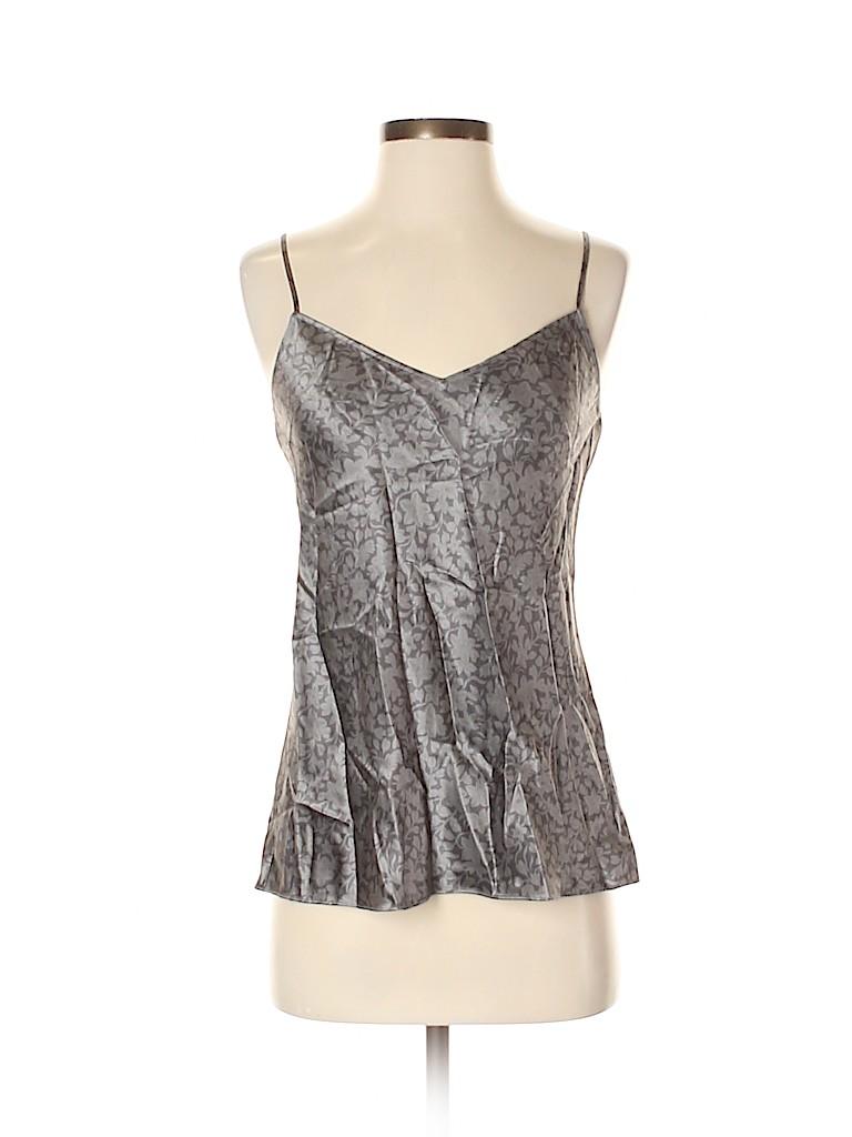 Vince. Women Sleeveless Silk Top Size XS