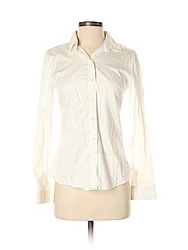 17f75980 Banana Republic Factory Store Long Sleeve Button-Down Shirt Size 4