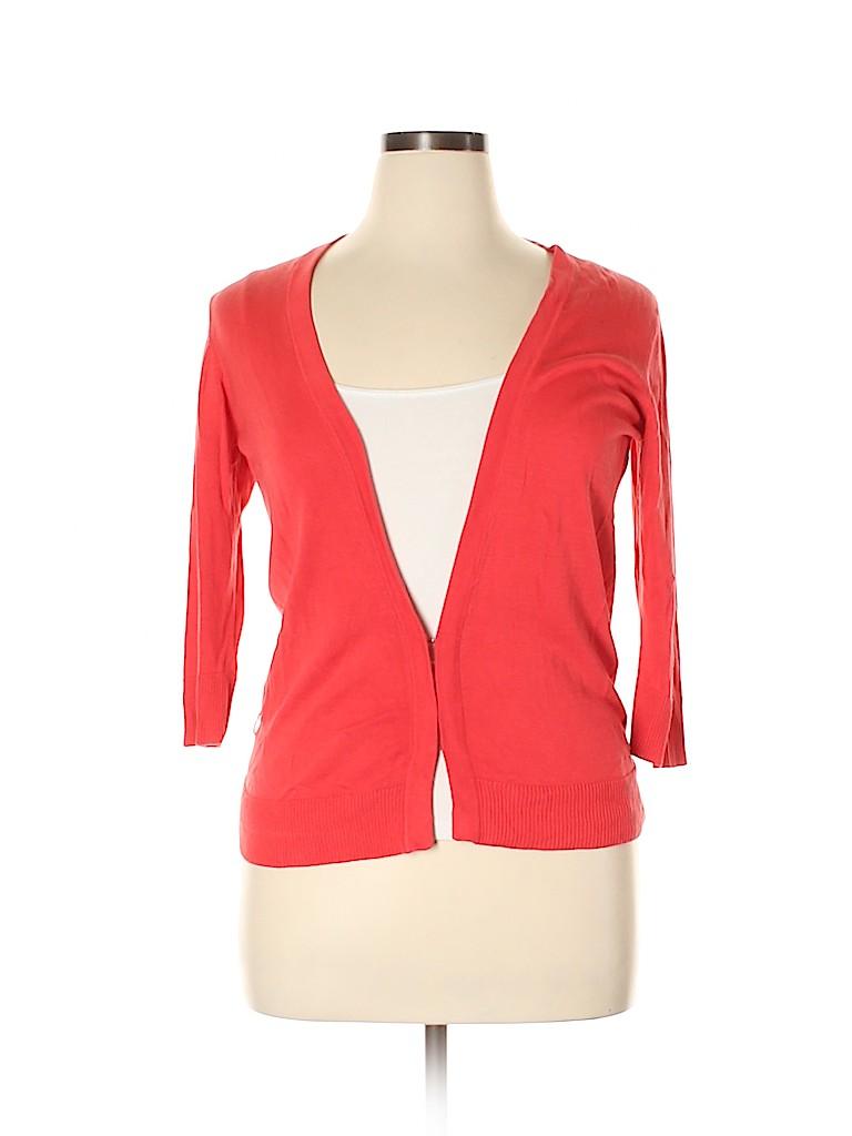 Old Navy Women Silk Cardigan Size XL