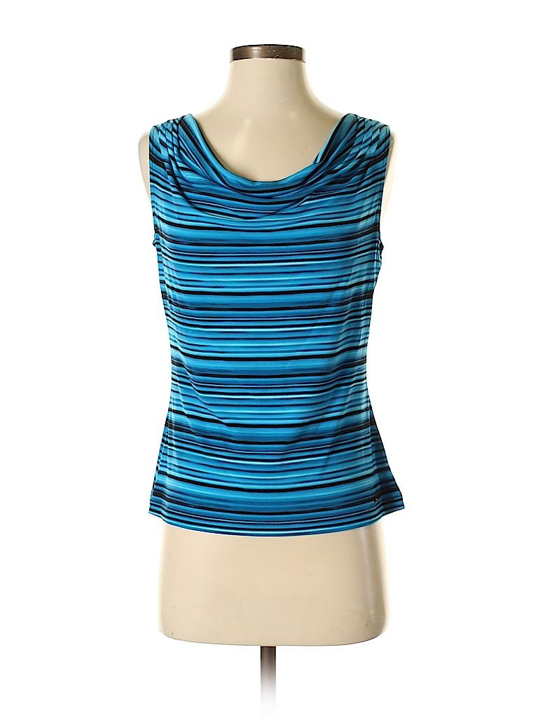 Calvin Klein Women Sleeveless Top Size S