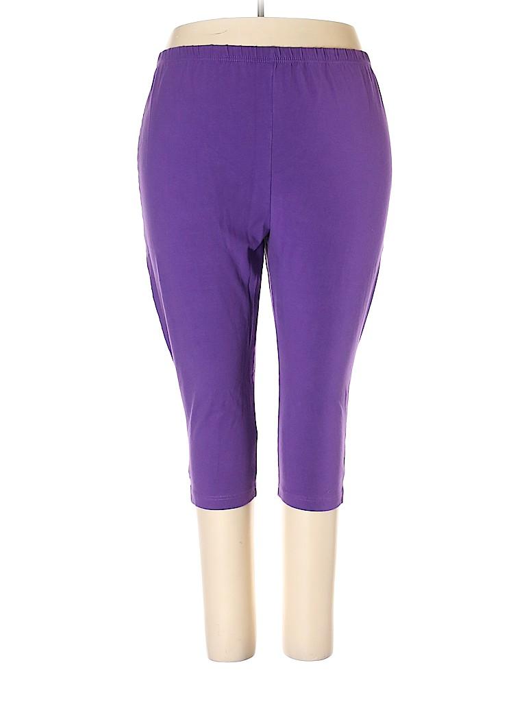 Roaman's Women Casual Pants Size 26 (2X) (Plus)
