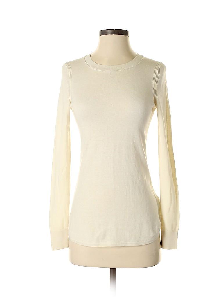 Banana Republic Women Silk Pullover Sweater Size XS