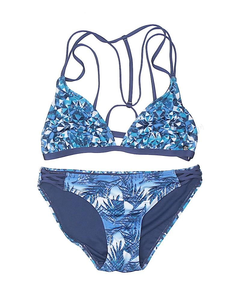Aqua Women Two Piece Swimsuit Size M