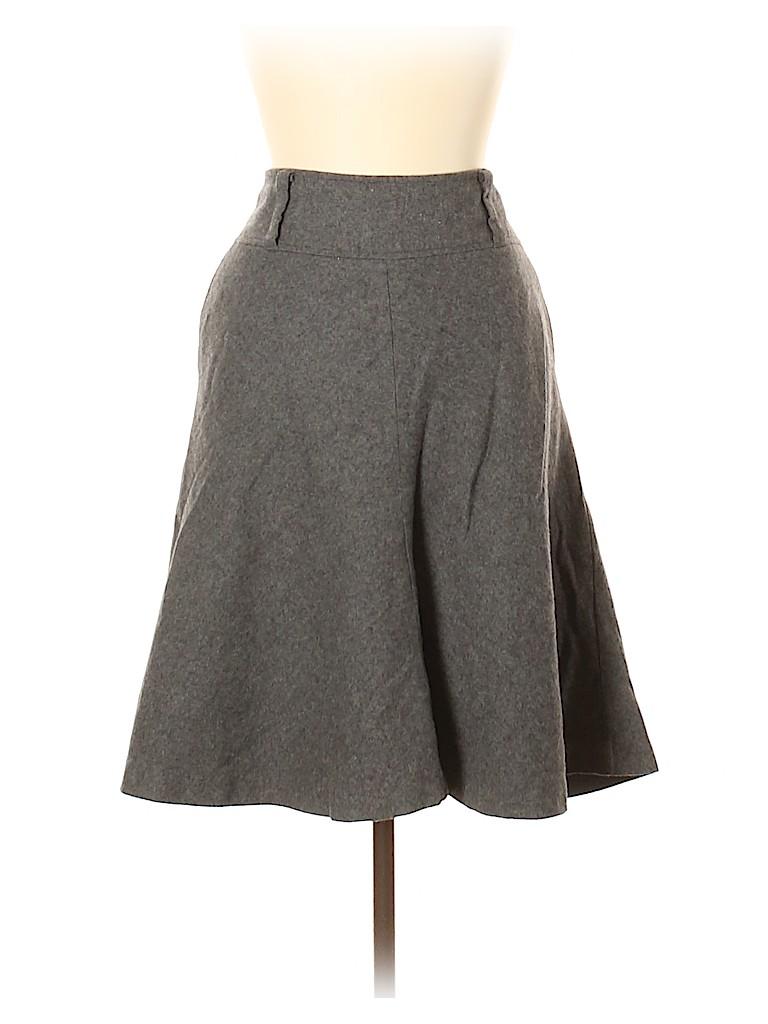 H&M Women Wool Skirt Size 12