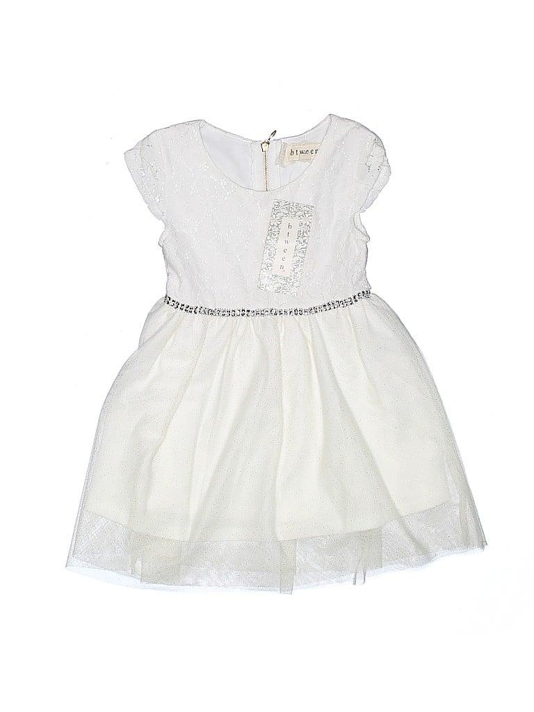 Btween Girls Special Occasion Dress Size 3T