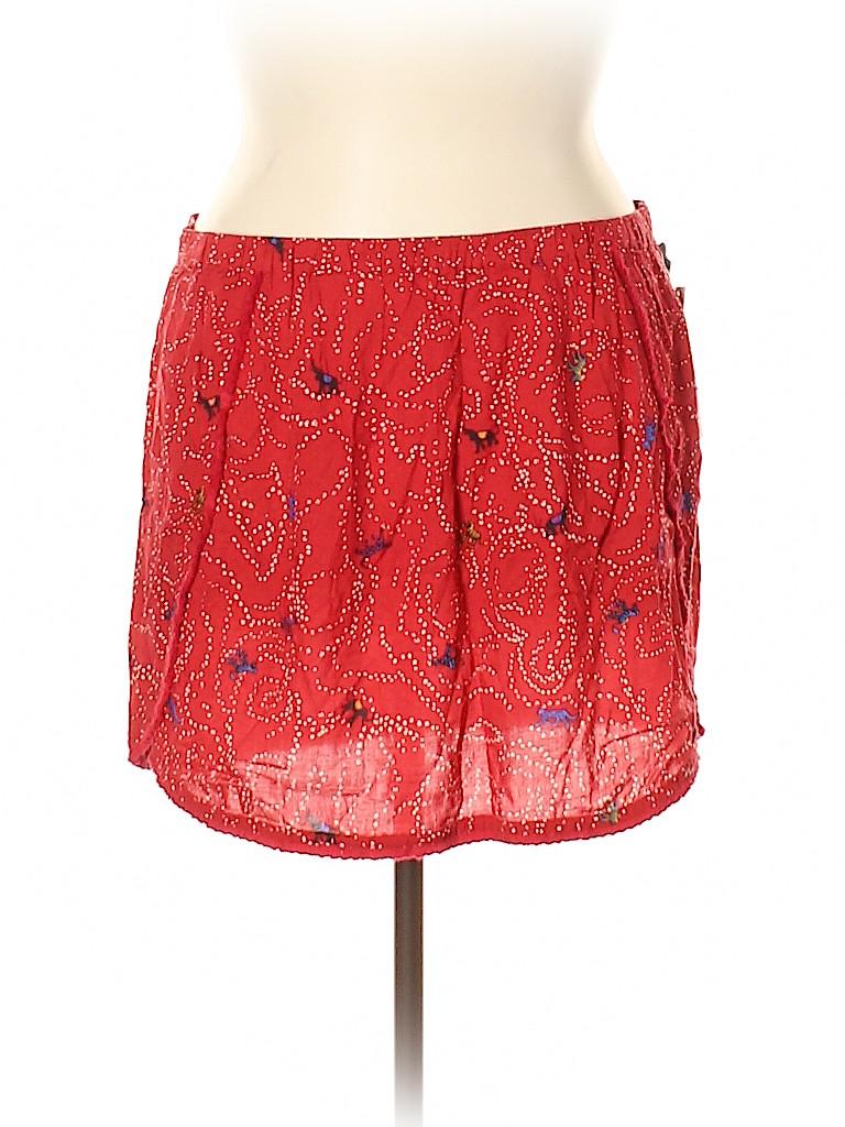 Hinge Women Casual Skirt Size XL