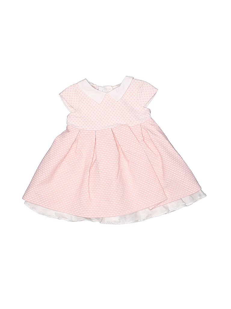 Jasper Conran Girls Dress Size 6-9 mo