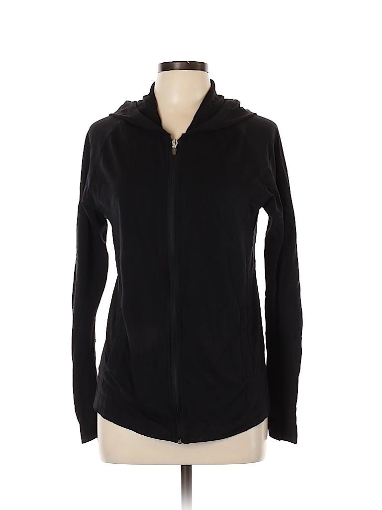 Old Navy Women Track Jacket Size L