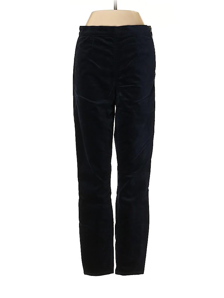 Gap Women Velour Pants 27 Waist