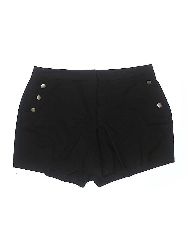 ELOQUII Women Shorts Size 18 (Plus)