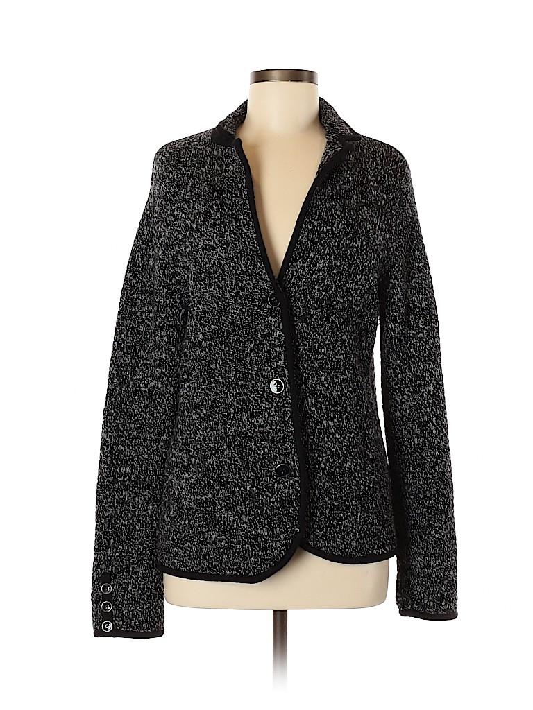 Talbots Women Wool Cardigan Size M