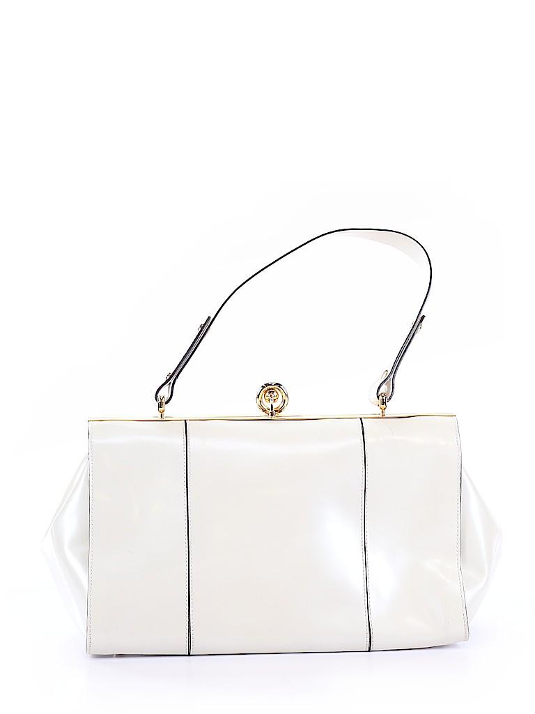 Alberta Di Canio Women Leather Shoulder Bag One Size
