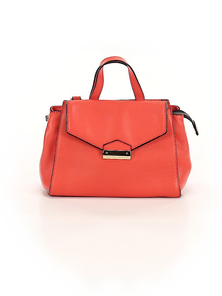 Antonio Melani Women Leather Satchel One Size