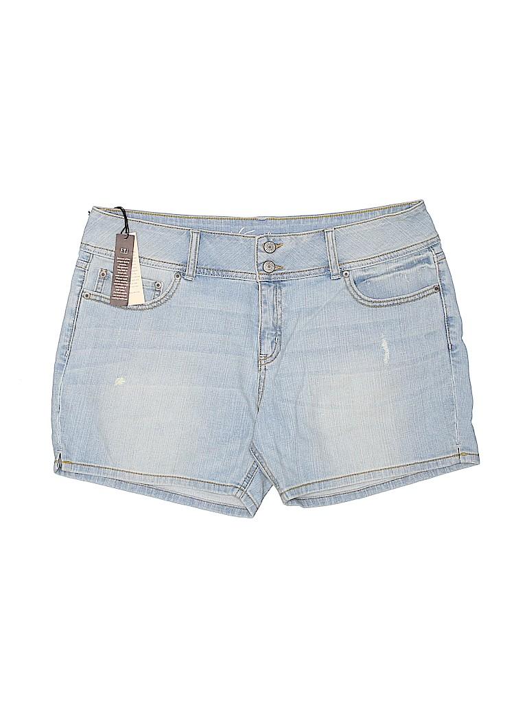 London Jean Women Denim Shorts Size 14