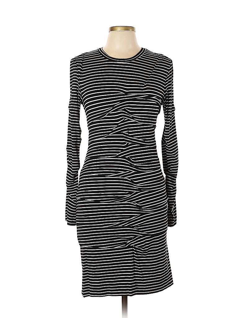 Nicole Miller Women Casual Dress Size L