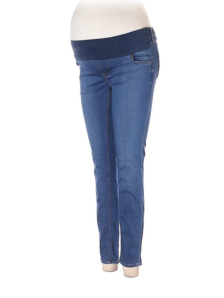 Topshop Maternity Women Jeans Size 8 (Maternity)