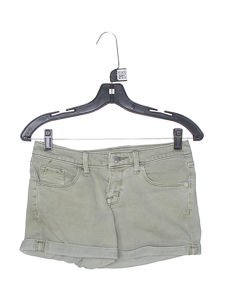 Mossimo Women Denim Shorts Size 0
