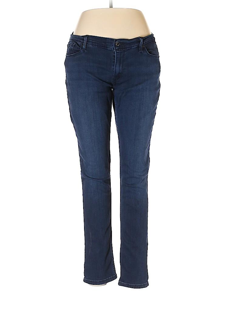 Levi Strauss Signature Women Jeans 32 Waist