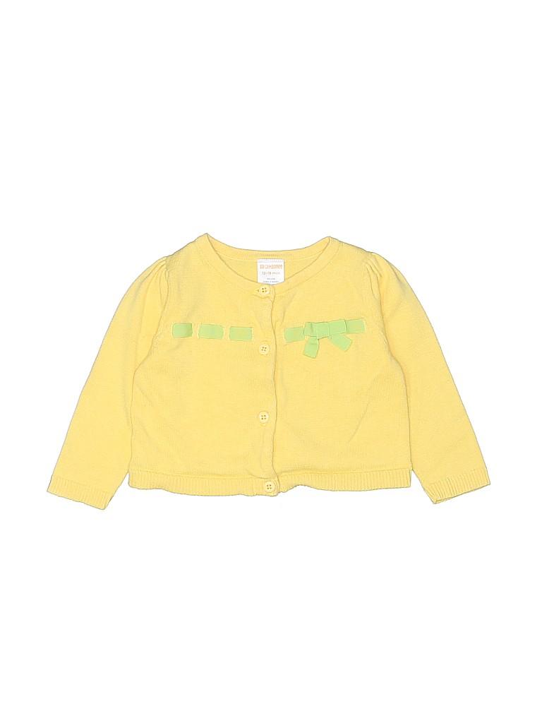 Gymboree Outlet Girls Cardigan Size 12-18 mo