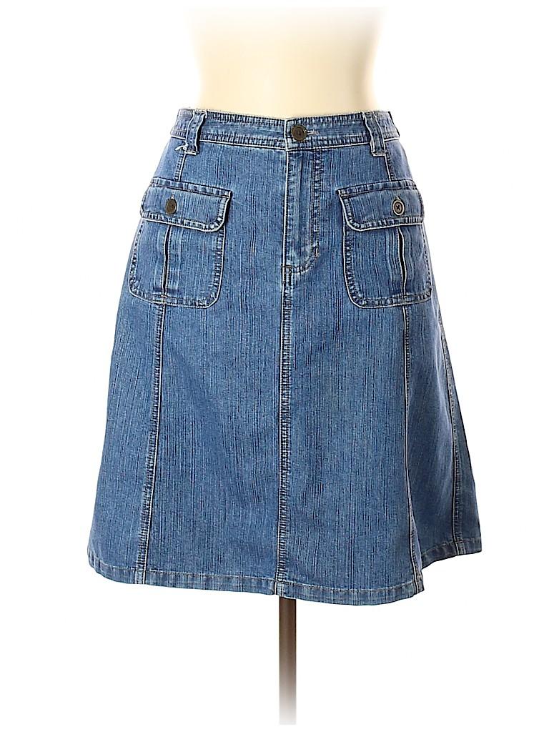 Cherokee Women Denim Skirt Size 12