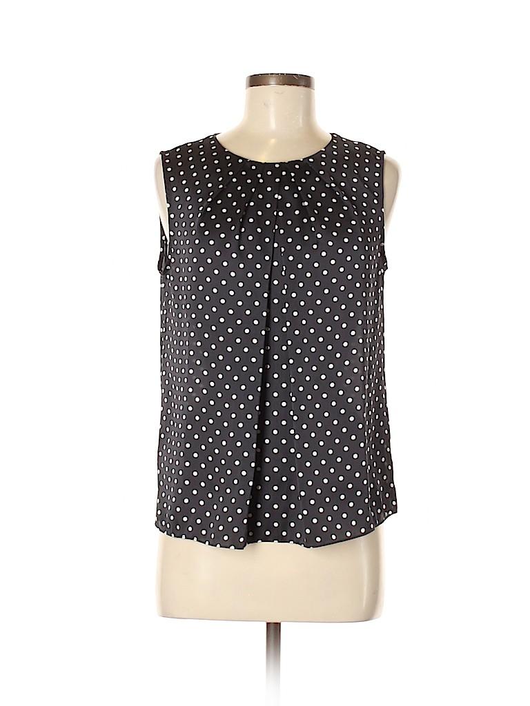 Jones New York Collection Women Sleeveless Blouse Size 10 (Petite)
