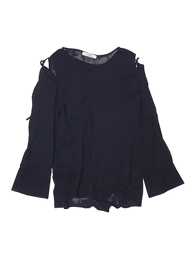 Dorothee Schumacher Women Long Sleeve Blouse Size 1