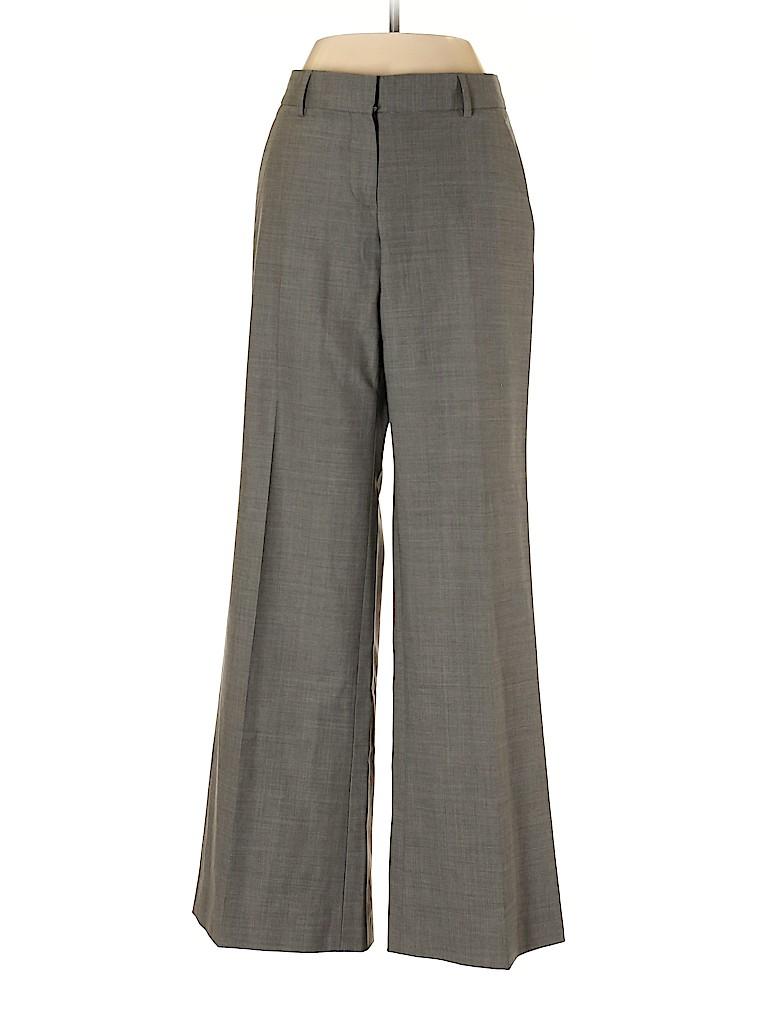 Theory Women Wool Pants Size 4