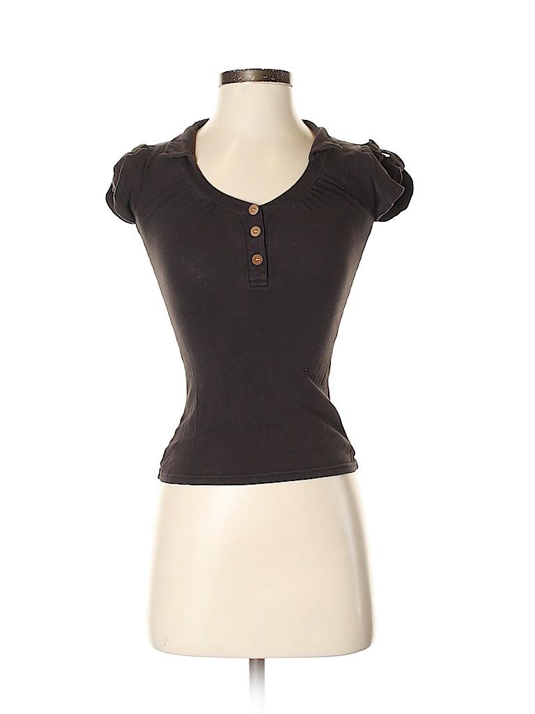 Energie Women Short Sleeve Polo Size S
