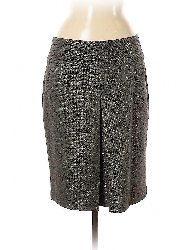 H&M Women Wool Skirt Size 8